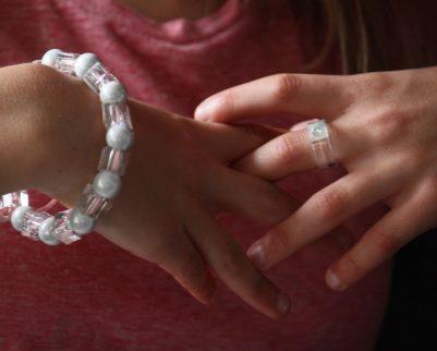 Bagues et Bracelet design'n Chic