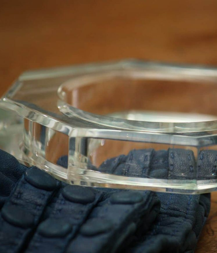 bracelet Cristall octogonal