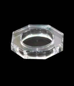 bracelet cristal octogonal