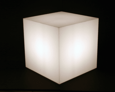 light cube, design'n chic