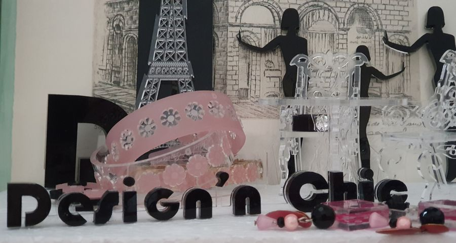 Design'n chic - seduction plexi