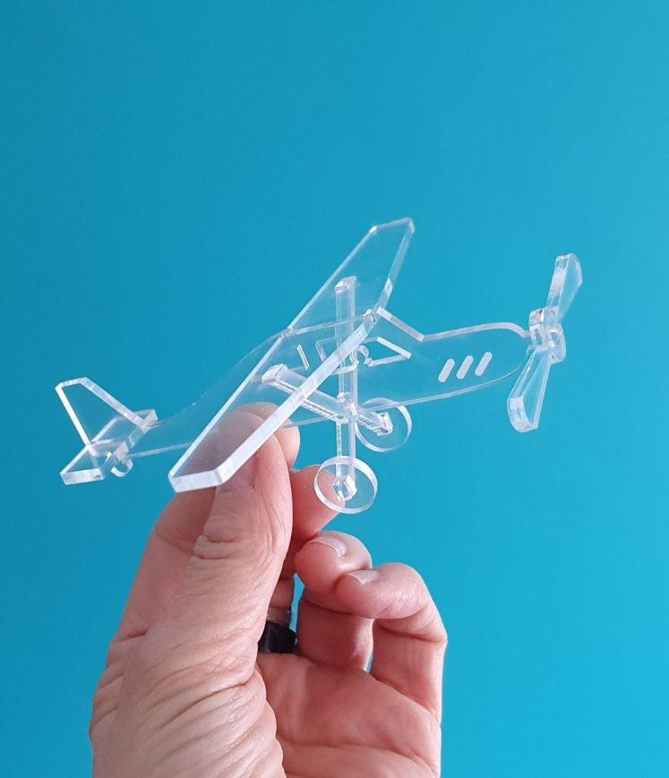 Avion plexi