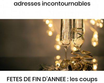 fêtes de fin d'année, les coups de coeur de Marie Claire pour les créations d'Isabel d'Esquermoise