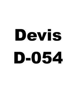 Devis D-054 210125