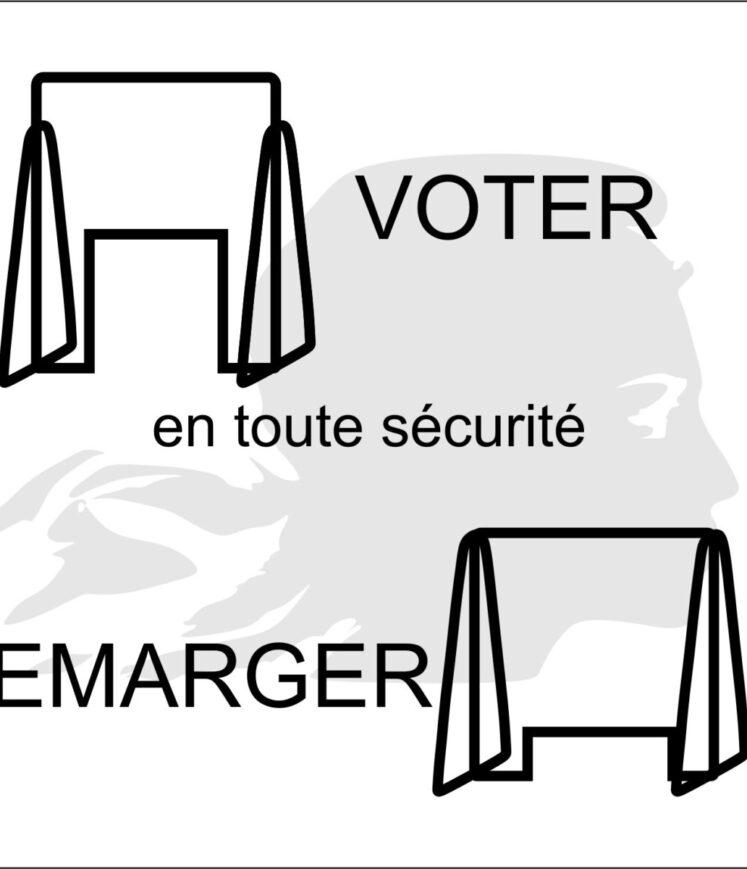 protections Bureau de vote